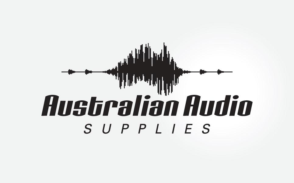 Australian Audio Supplies logo design