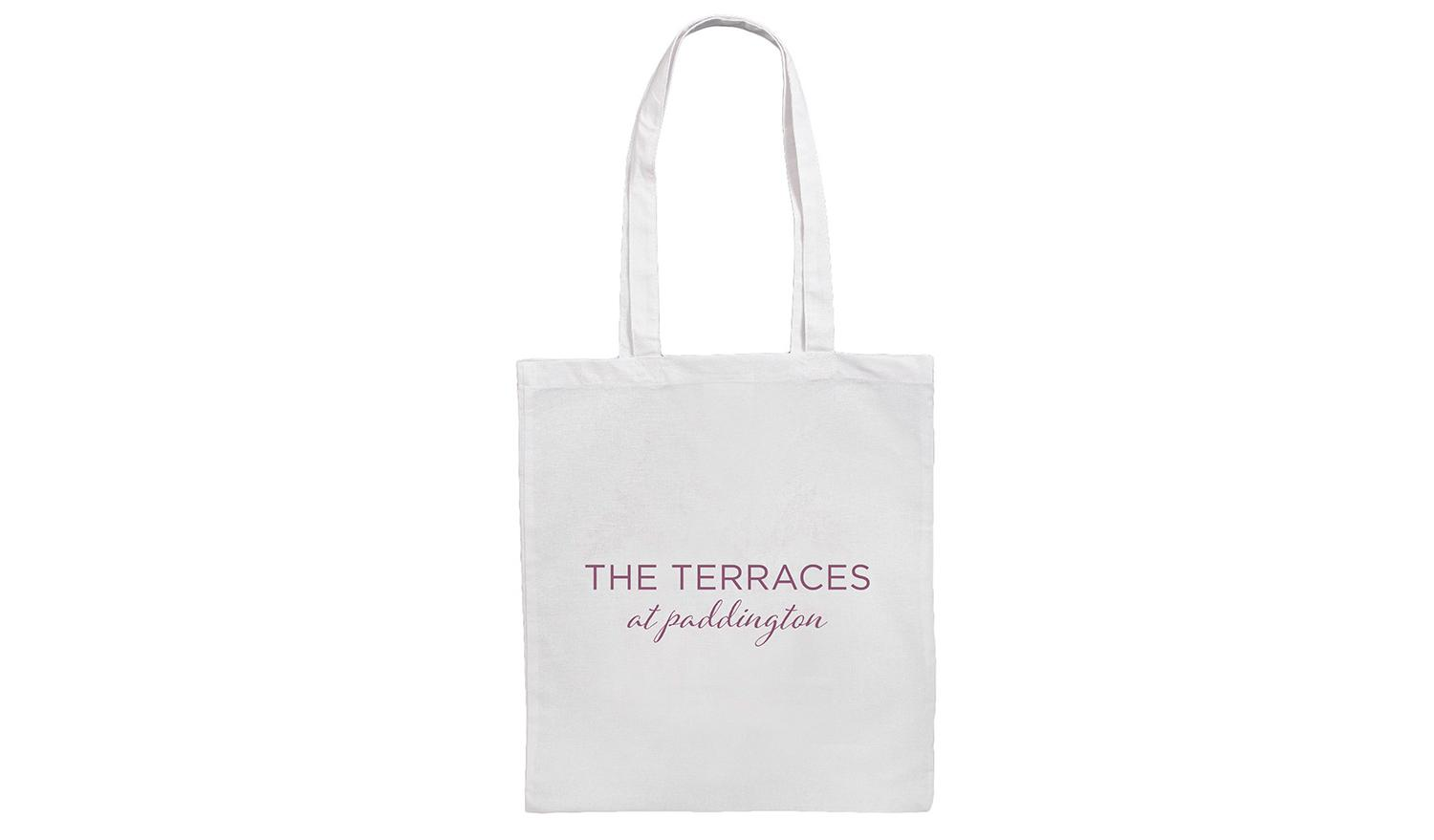 The Terraces – Tote Bag