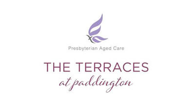 PAC – The Terraces logo
