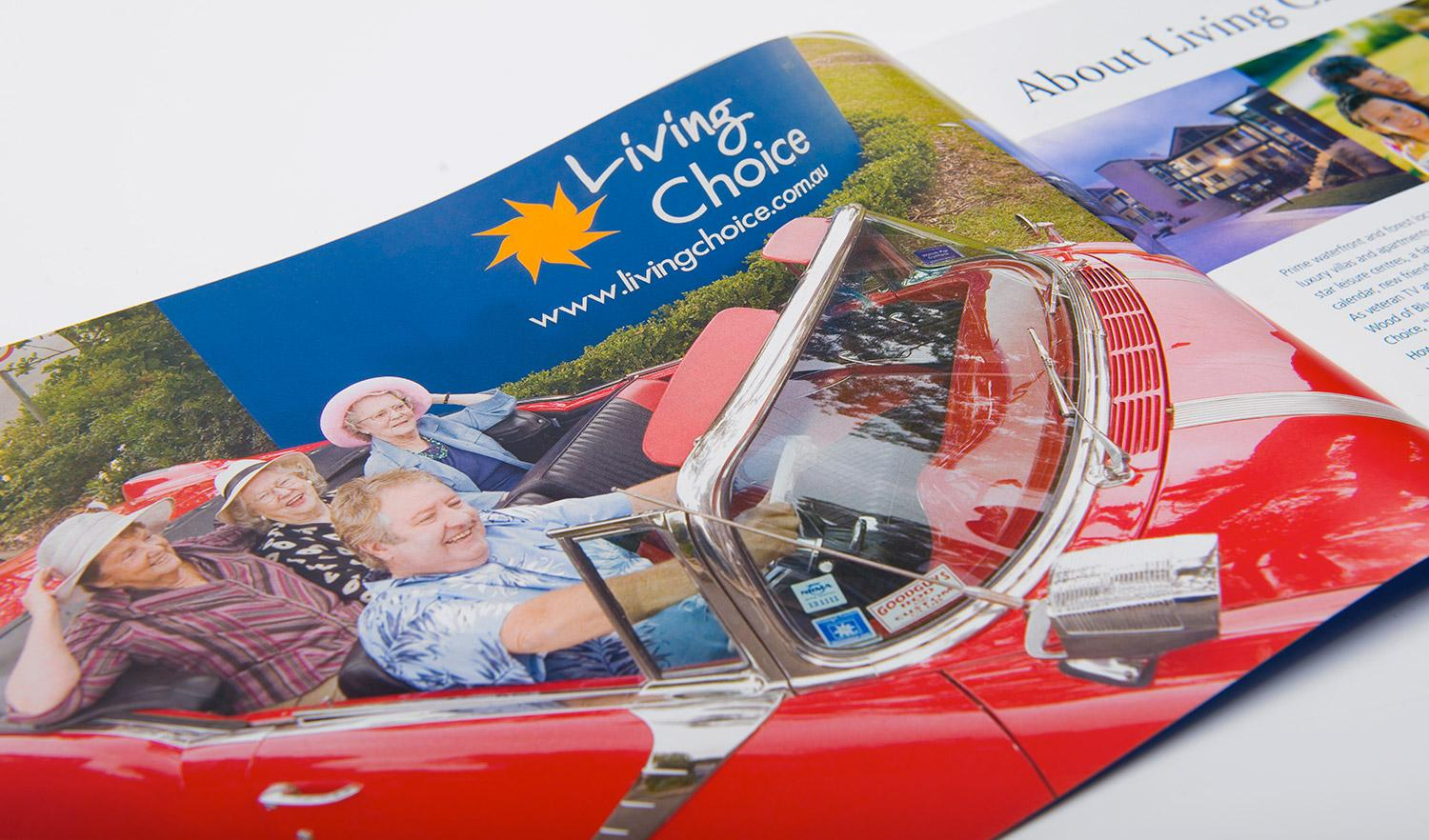 Living Choice brochure