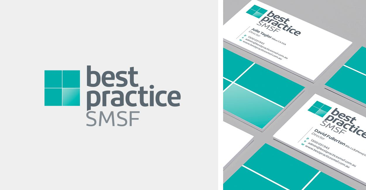 Best Practice logo design and business cards