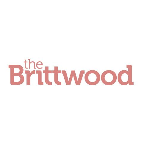 The Brittwood Logo Design