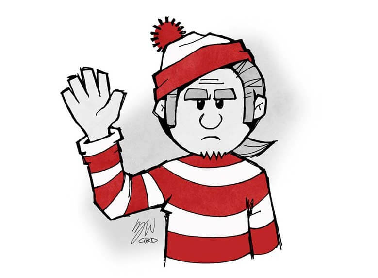 Can SEO find Wally?
